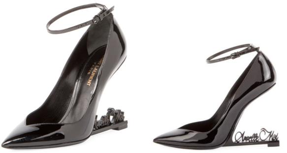 YSL и този път ни изненадаха със страхотни обувки