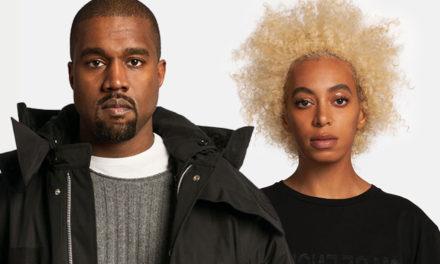 Kanye West и Salich Nous с уникална сесия за Helmut Lang