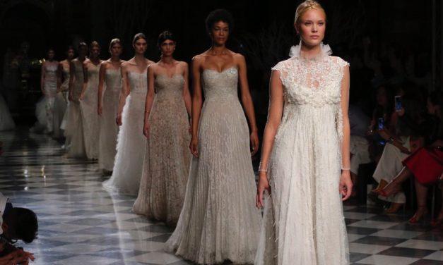 Красива сватбена мода