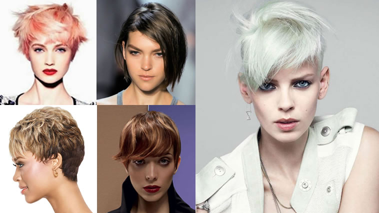 2018 Hair Colors for Short Hair