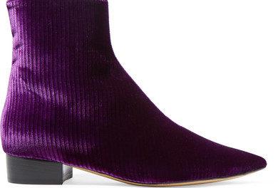 Обувките от въжена материя много модерни тази зима