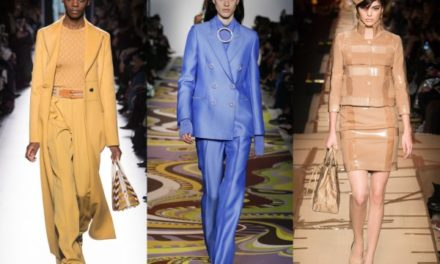 Монохромната мода много актуална сега през 2018 г.