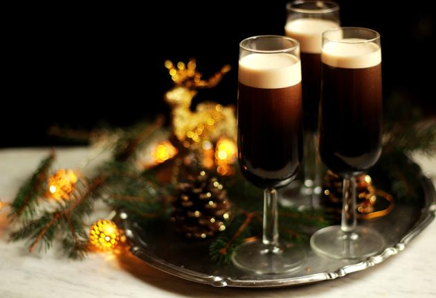Черно кадифе – ароматният коктейл за празничния януари