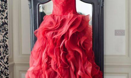 Красиви рокли за Свети Валентин