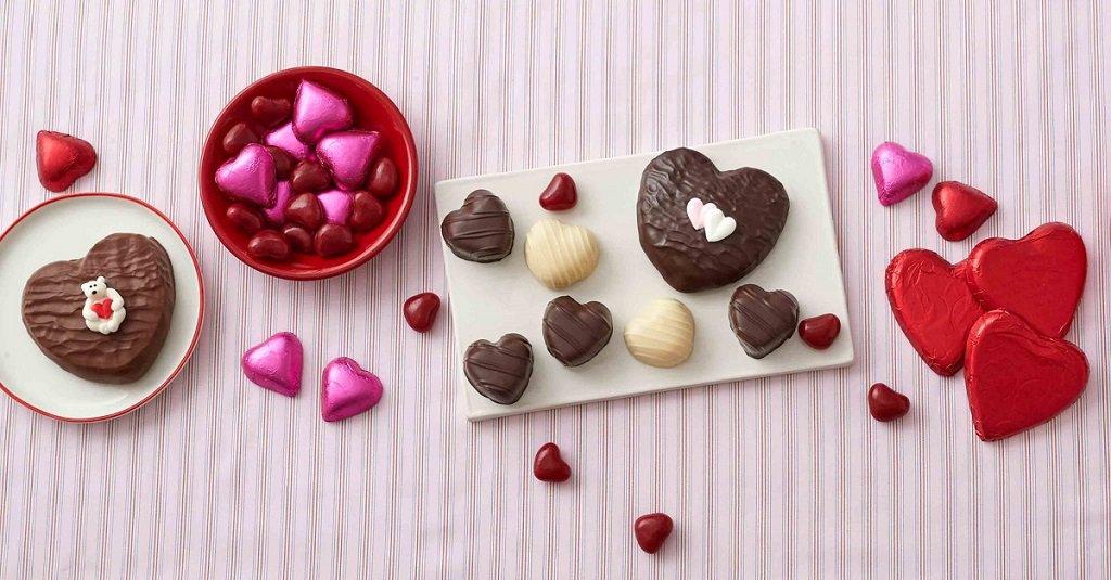 Шоколад за Свети Валентин