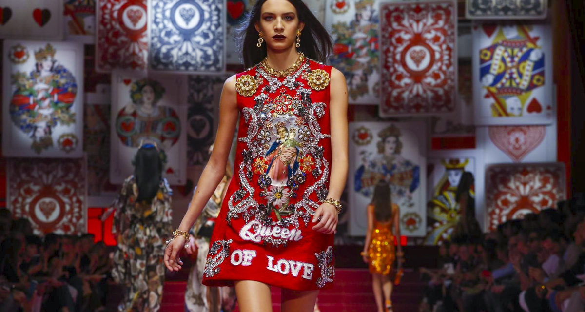 Неповторимите Dolce & Gabbana