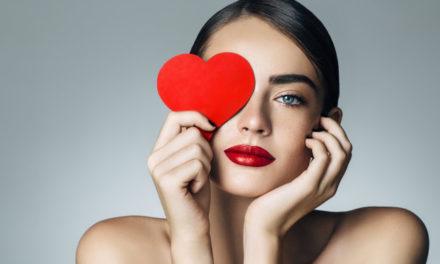 Подходящ грим за Свети Валентин