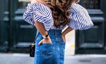 Дънковата пола ще е много модерна сега за пролетта
