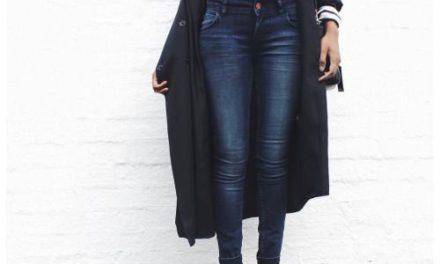 За 2018 г. носете дънки в тъмен цвят