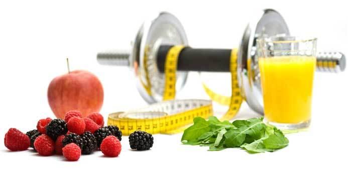 5 дневна диета за красиво тяло