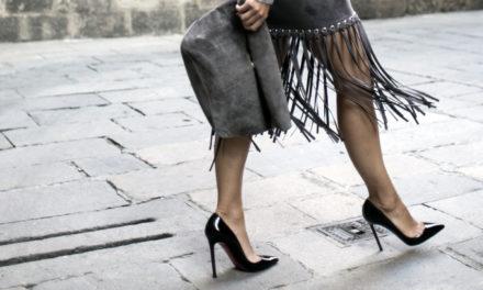 Обувките на високи токчета са тренда за тази пролет