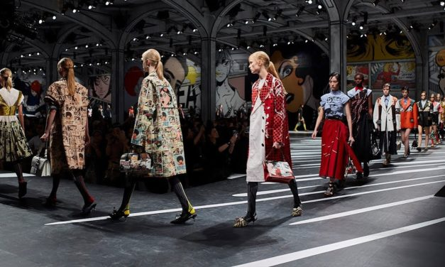 Prada Women's Collection пролет – лято 2018 г.