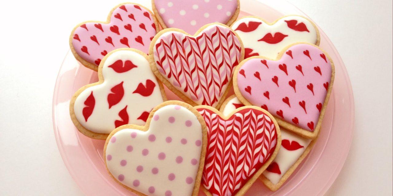 Медени сърца за месец февруари