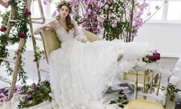 Сватбена мода пролет – лято 2018 г.