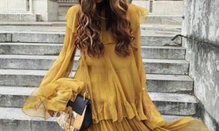 За тази пролет не пропускайте комбинацията между жълто и кафяво