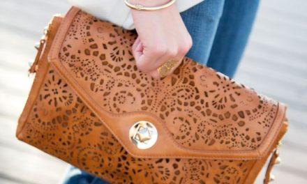 Чантите с копчета са много модерни