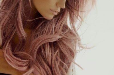 Нов тренд в косите – кафяво и розово