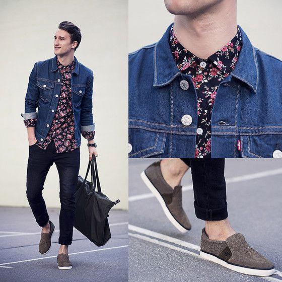 Мъжка мода за пролетта