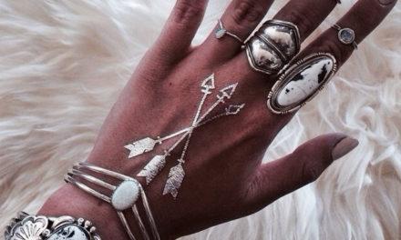 За тази пролет не пропускайте отново бохо стил в бижутата и турски пръстени, гривни и обеци