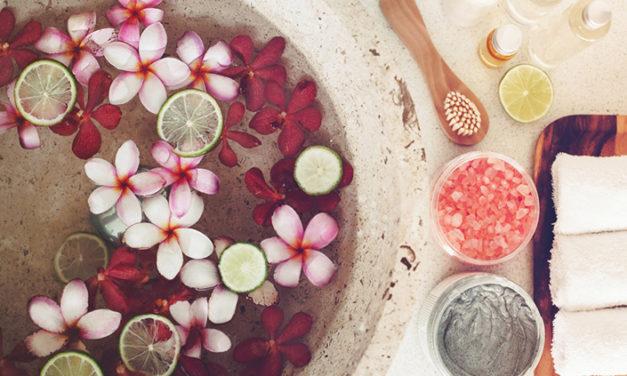 Кои wellness процедури са подходящи за пролетта