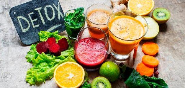 Detox храни за месец март