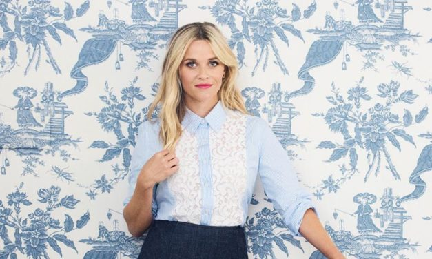 Reese Witherspoon създаде първата си колекция