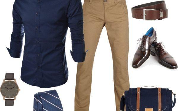Няколко много интерсени outfits за мъже за тази пролет и лято