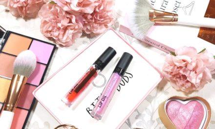 Нежен грим за тази пролет в розово и лилаво