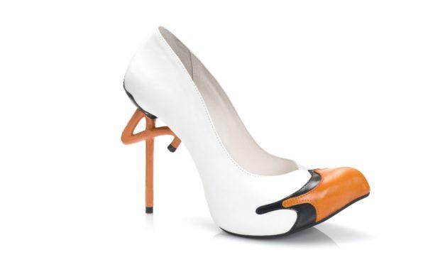 Kobi Levi – дизайнерът на обувки с най – нестандартен дизайн