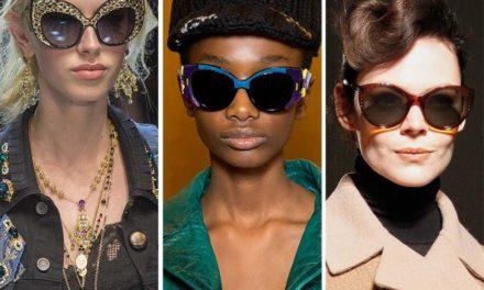 """Бъдете най – красивите с очила с формата на """"котешки очи"""""""