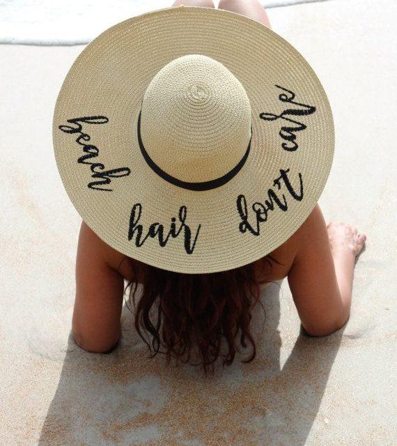 За това лято отново ще са модерни много красивите големи шапки