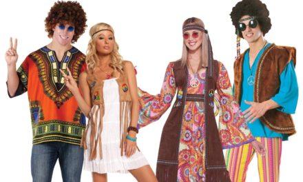 Хипи стилът е отново на мода