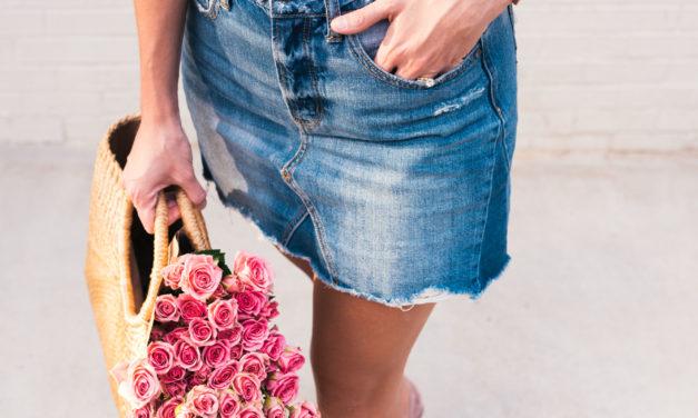 Къса или дълга – дънковата пола е тренд за сезона