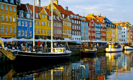 Към края на април пътуваме за Копенхаген