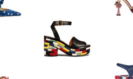 За това лято носете много нестандартни обувки