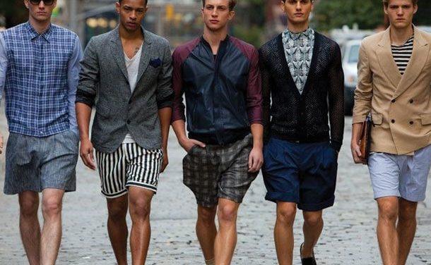 Три много актуални тенденции при мъжете за това лято