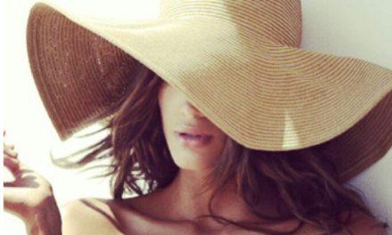 Нека сте много модерни това лято със сламените шапки