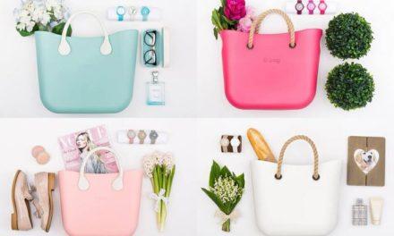 За тази пролет носете чанти в много свежи и пастелни цветове