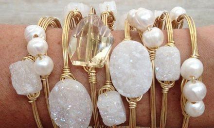 За това лято бъдете красиви с перли и бижута от камъни
