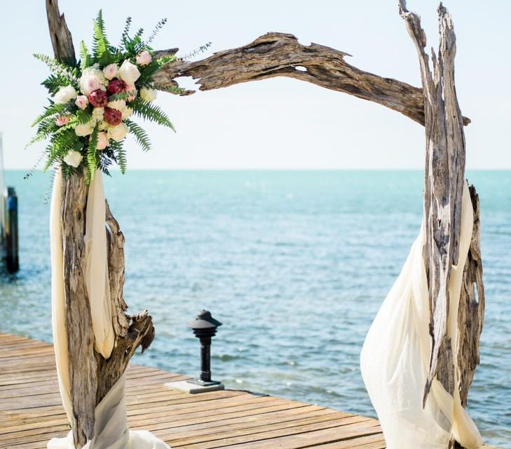 Тенденции в лятната сватбена мода за 2018 г.