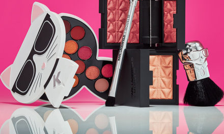 Karl Lagerfeld със страхотна нова козметична линия