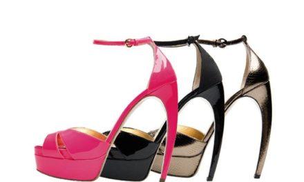 Walter Steiger – дизайнерът на обувки с нестандартния ток