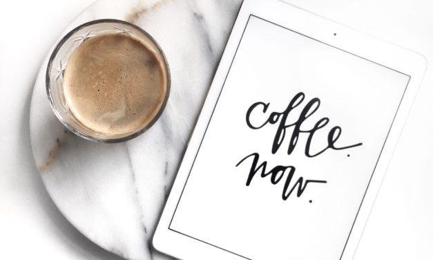 Detox с кофейн