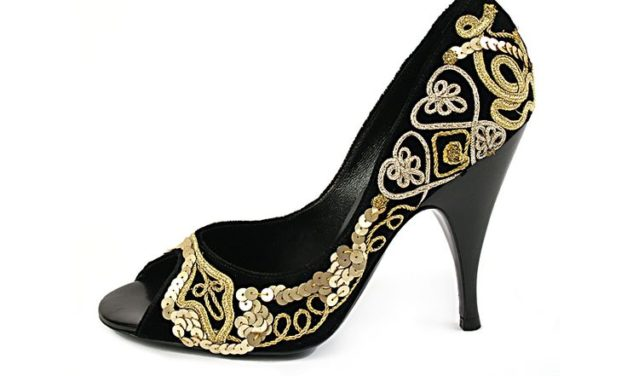 Patrick Cox и красивите му колекции от обувки