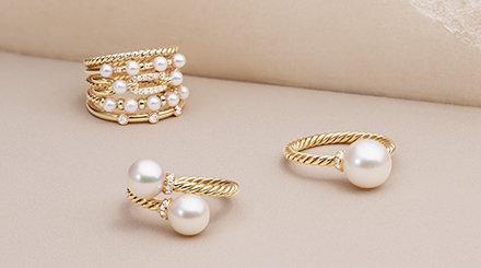 Красивите бижута от перли са акцент на сезона