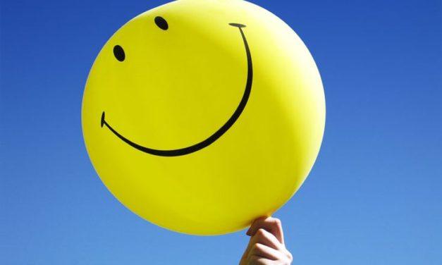 Смехът път към щастието