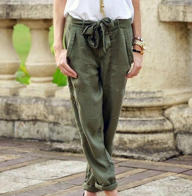 За това лято носете камуфлажен стил и зелено