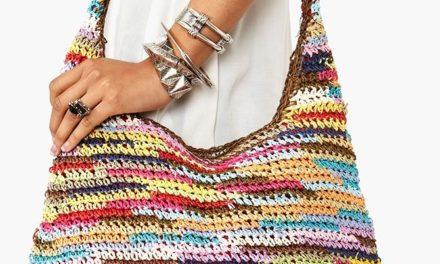 Тренд за сезона е плетената чанта