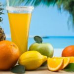 Наследете се на плодов микс за лятото