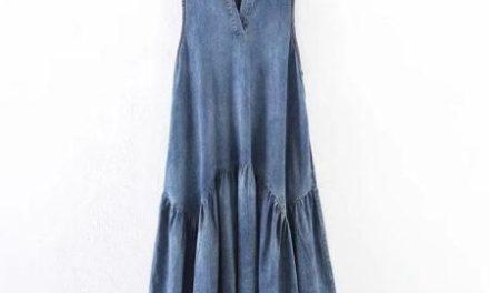 Бъдете в тренда това лято с дънковата рокля